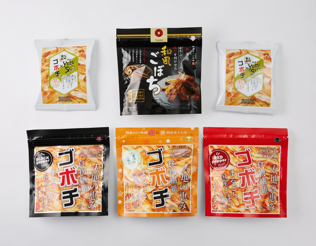 GOBOCHI日本天然牛蒡脆片