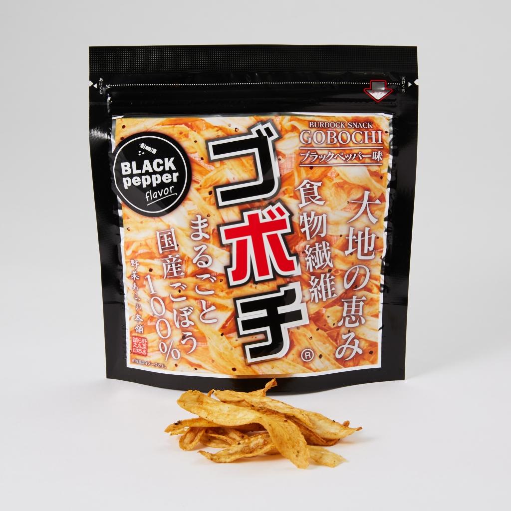 GOBOCHI日本牛蒡脆片黑糊椒風味