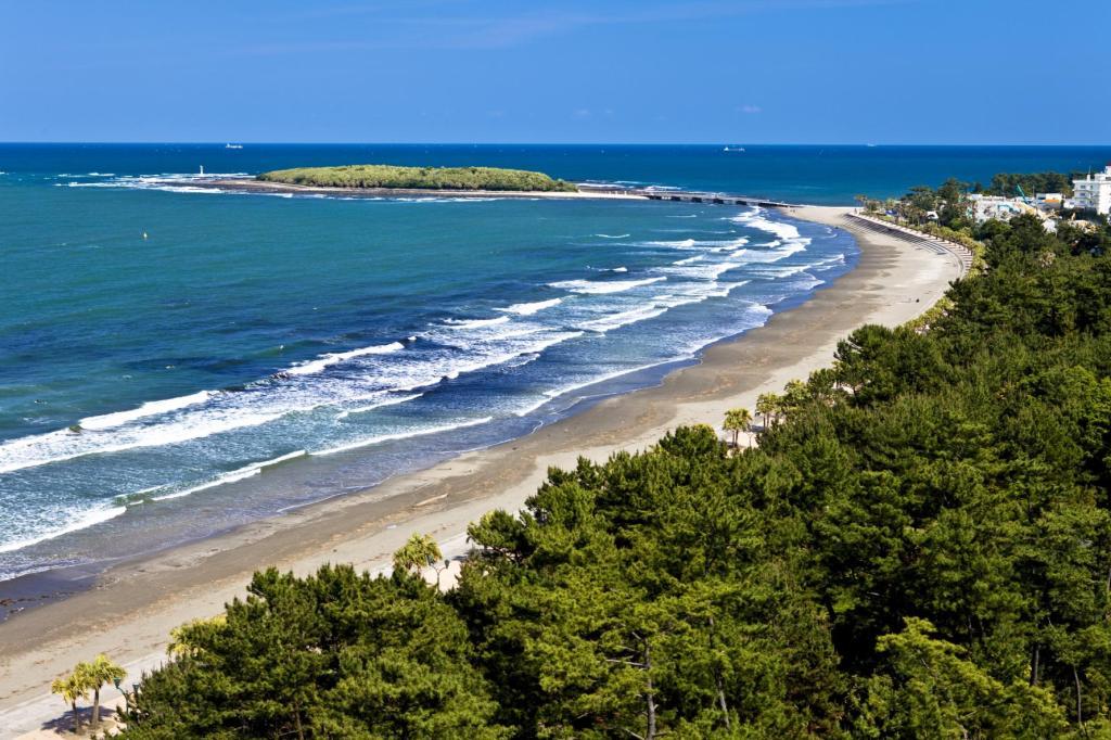 宮崎青島海灘