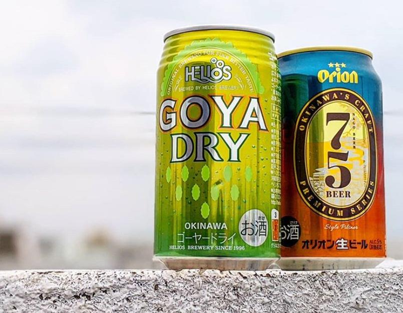 日本沖繩苦瓜啤酒