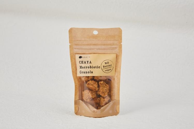 Chaya Macrobiotics Granola 葛諾拉球 日本健康零食