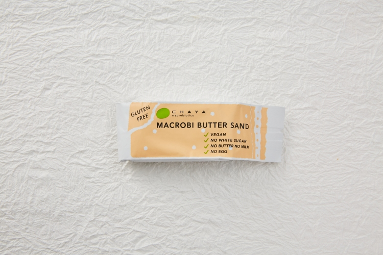 Chaya Macrobiotics 長壽飲食法 奶油夾心餅 可素食 日本健康零食