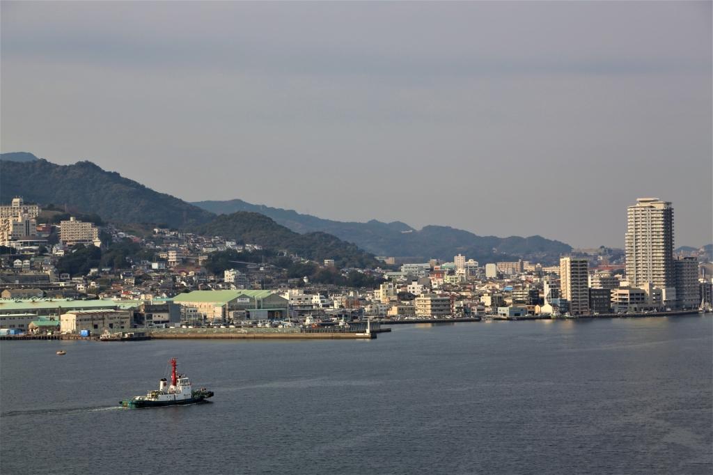 九州長崎港口